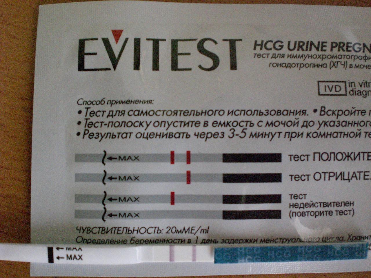 Как дома самостоятельно сделать тест на беременность
