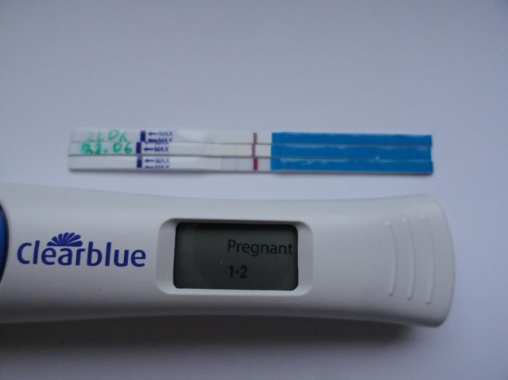 Clearblue digital тест на беременность цена
