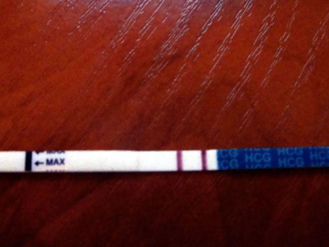 фото положительный тест на беременность фото
