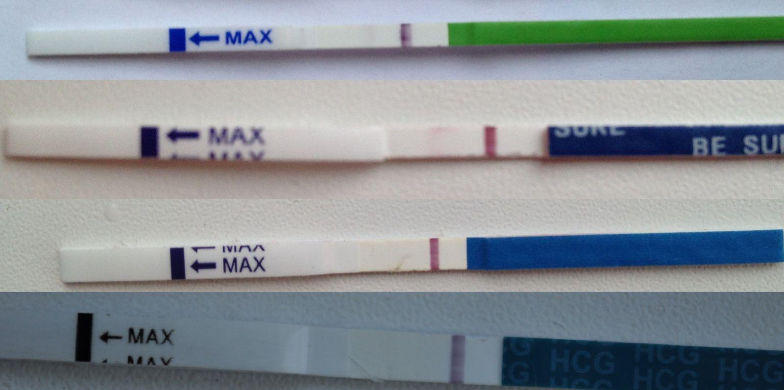 Беременные тесты полоски призраки