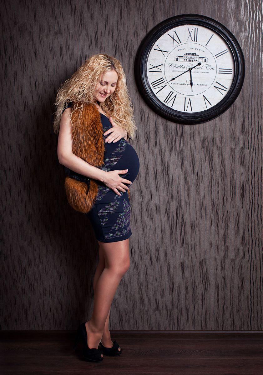 Беременная на 32 недели 50
