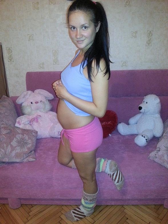 Беременные в 14 вк 35