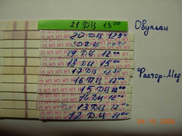 Тест на овуляцию инструкция с какого дня начинать - 80