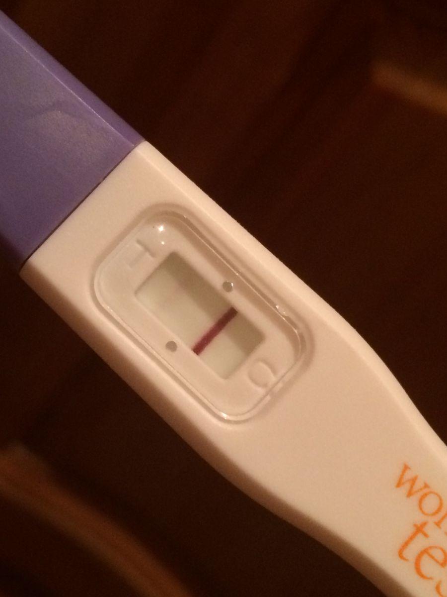 Тест на беременность wonder