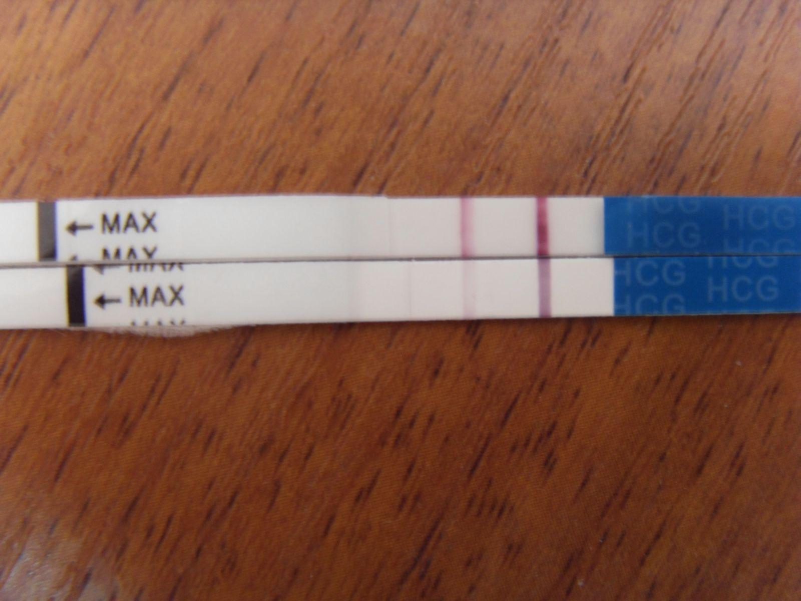 Ложный положительный тест на беременность
