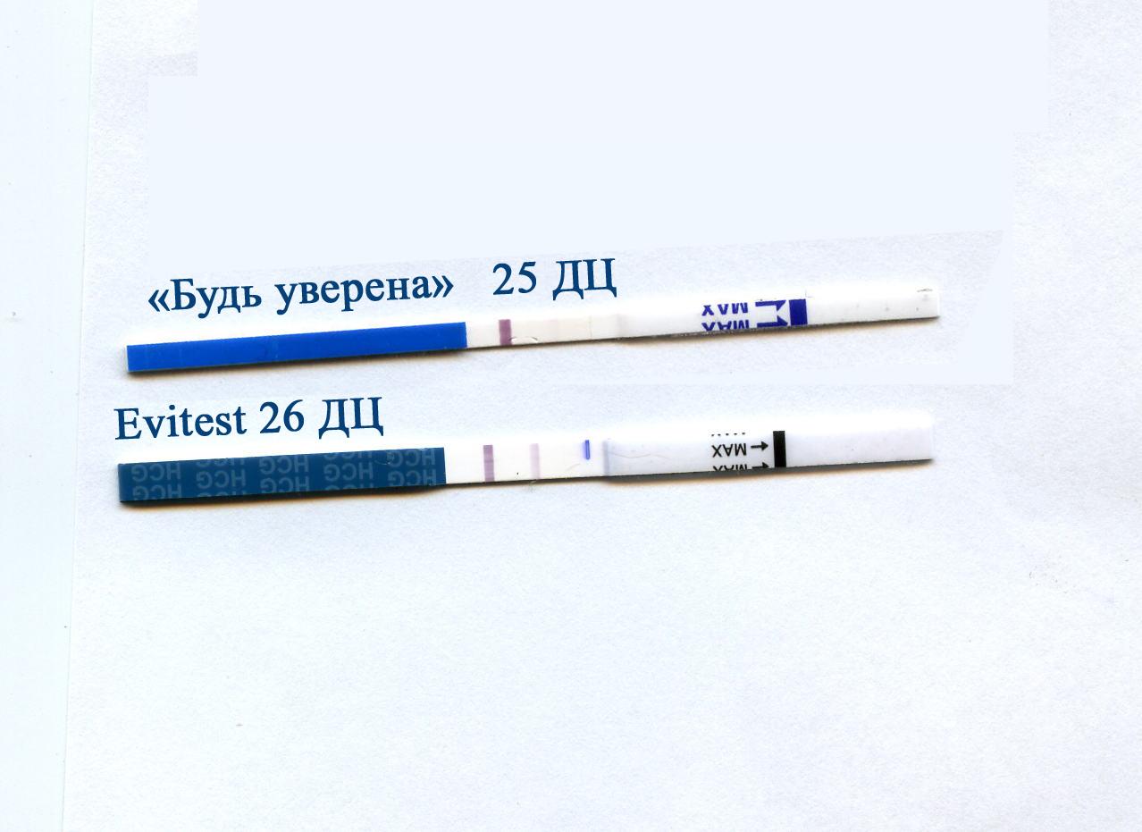 Как делать правильно тест на беременность 81