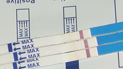 Положительные тесты на беременность до задержки фото