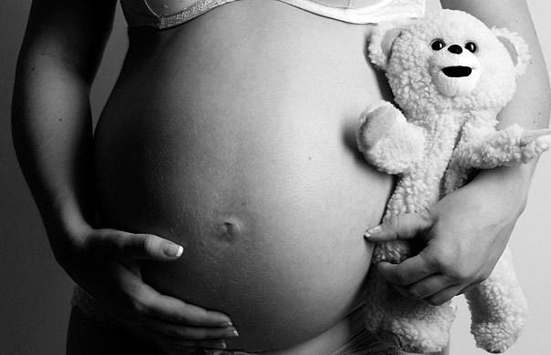 сказать мужу о беременности