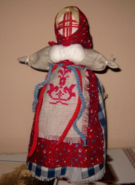 В «задачи» кукол входила и