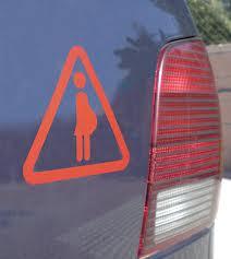 беременный водитель