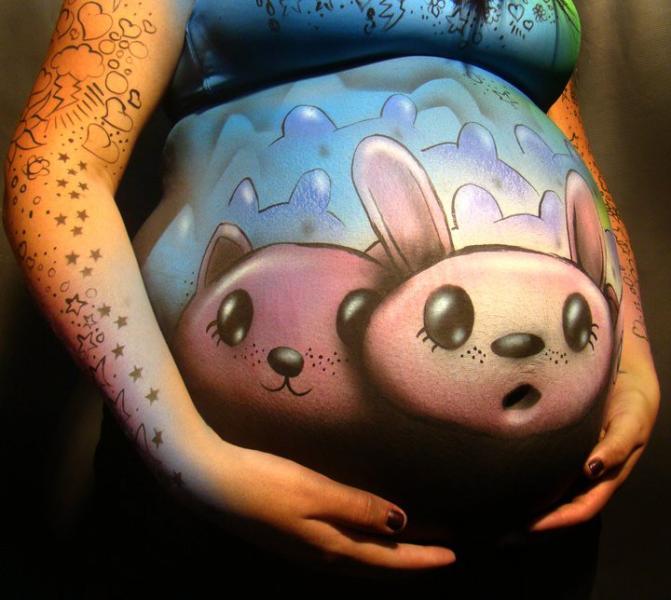 арт-терапия при беременности