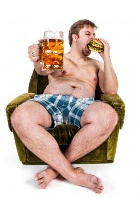 мужское ожирение и бесплодие
