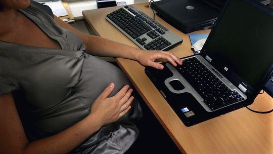 Льготы беременным на работе с компьютером