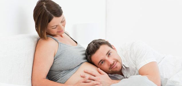 Беременность для молодого отца
