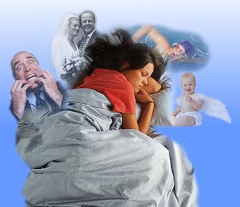 Сон беременных
