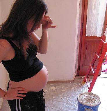 беременность и уборка