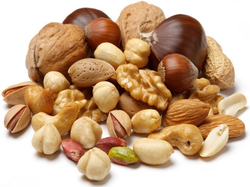 орехи прри беременности