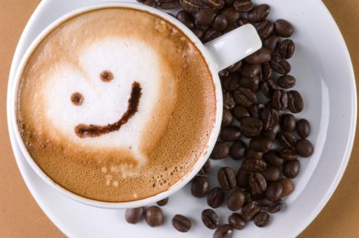 кофе с порцией спермы видео