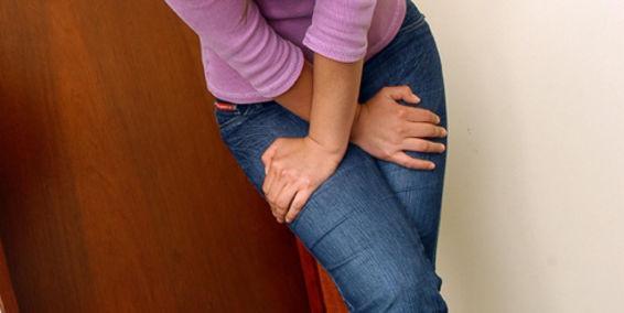 Подтекание мочи при беременности