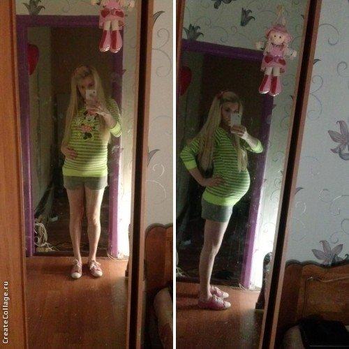 32 неделька)))