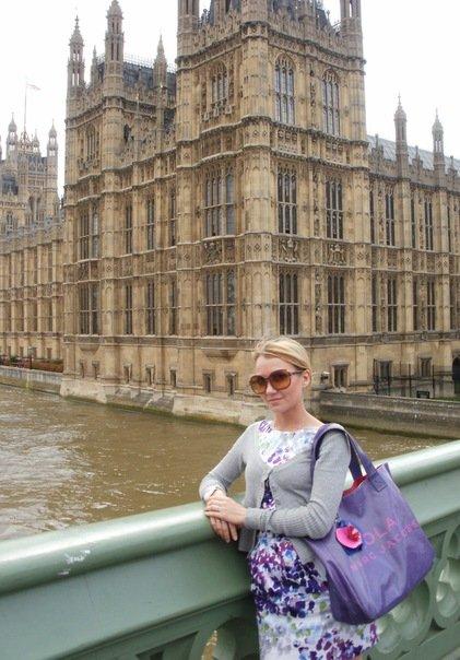 мы с малышом в Лондоне
