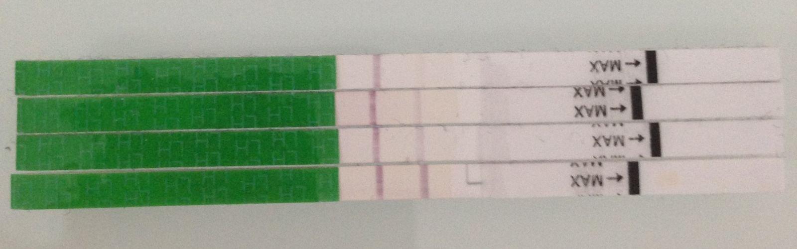 Мой первый в жизни тест на О :-)