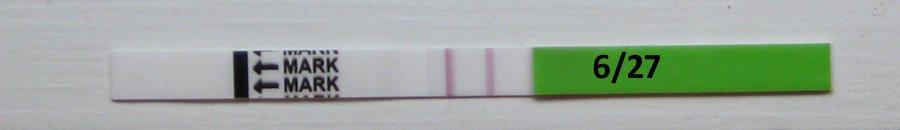 Мой образцово-показательный тест на О.