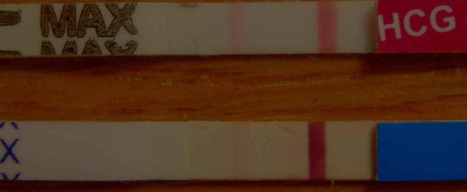 11 ДПО. полосочки слабенькие?но ведь они есть??? это оно????