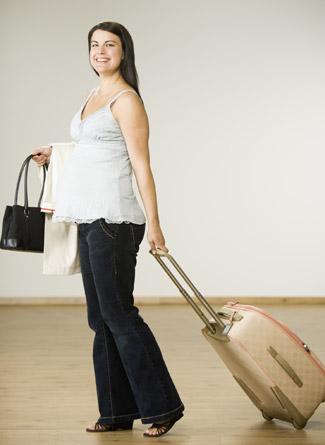поездки при беременности