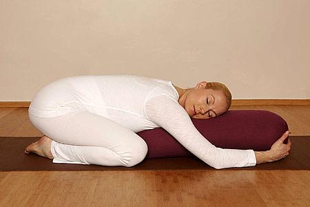 Йога для беременных - снятие напряжения