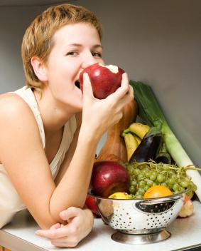питание при искусственном климаксе