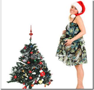 что подарить на новый год беременной