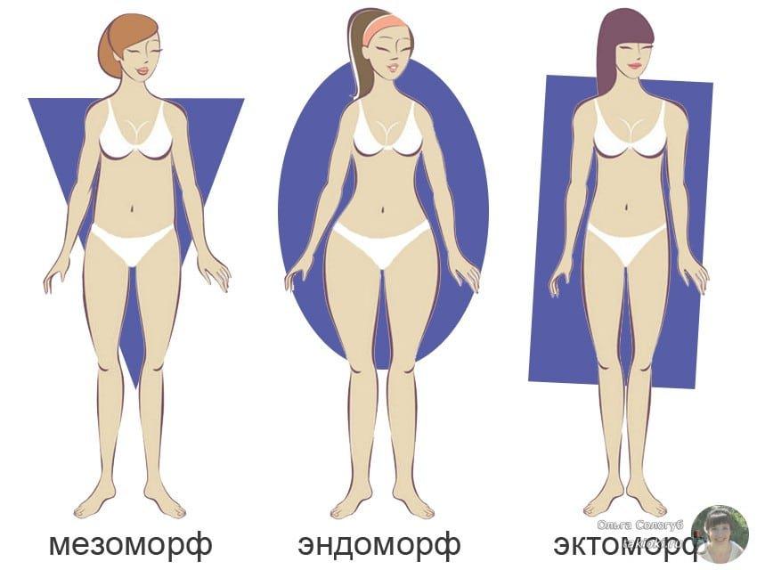 Упражнения Для Эндоморфа Девушки Для Похудения.