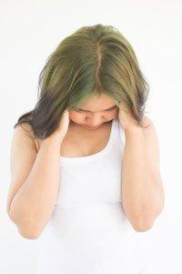 Недомогание как признак беременности